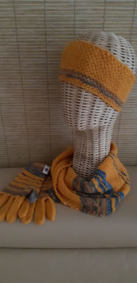 Handschuhe Loop Stirnband, Set EUR 38,00