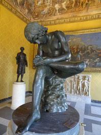 Rom: Kapitolin. Museum - Dornauszieher