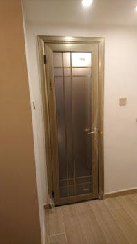 屯門裝修 - 安裝洗手間門