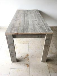 Steigerhouten tafel Zeeland vanaf €219,-