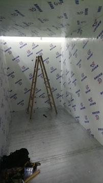 興建本地啤酒廠工程, 食品工場出牌 refrigerated warehouse hk