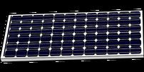 Solar panels with PFAS