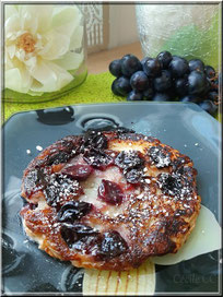 recette omelette sucrée