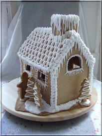 gâteau noel sapin et bonhomme pain epice