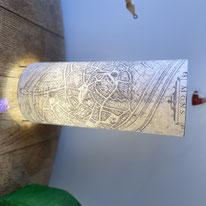 Lampe Vieux plan de Mons - 65€