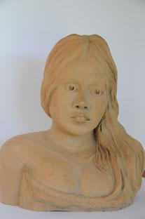 B.B buste de Brigitte Bardot