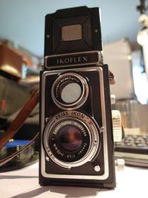 IKOFLEX - Kamera meines Vaters