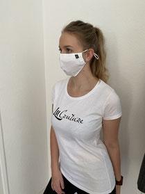 Corona Masken LU Couture