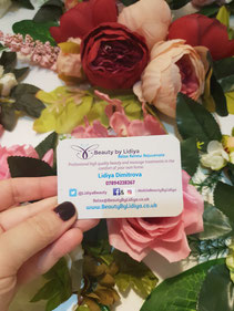 present gift voucher at your own home pamper professional safe beautiful pretty