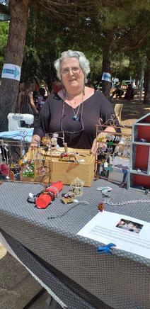 marché artisanal du samedi 8 juin