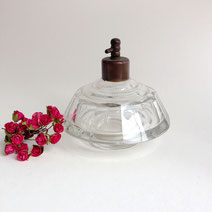 Flacon de parfum ancien, bijoux anciens