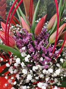 Ramo tulipanes. 12€