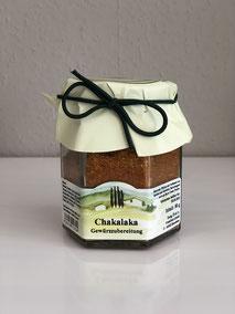 Chakalaka Gewürzmischung für Dips