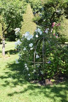 jardins du donjon de ballon sarthe