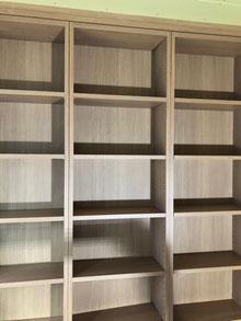 可動棚 本棚 スライド書庫