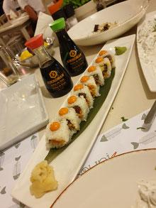 Barbouni Sushi Kos Stadt