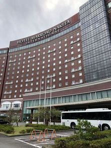 The biggest hotel in Narita which holds 800 rooms.