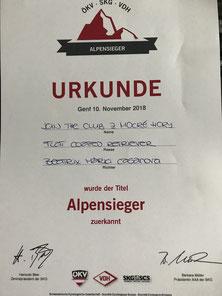 SKG-Alpensieger 2018