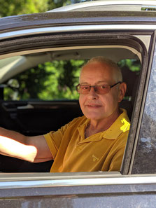 Fahrlehrer Ulrich Röder
