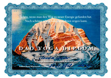 Diplom Dao Yoga / Claudia Mader (Mosimann)