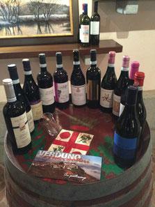 Weinprobe 2015 in La Morra