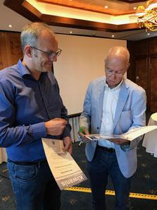 seit September neues Mitglied: Christoph Beecken