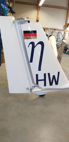 ETA Werk Nr. 1 im Eigentum der Leichtwerk AG. Prototyp unter VVZ