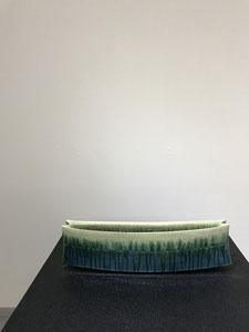 多治見市 本町 オリベストリート 駐車場 織部 ギャラリーヴォイス 意匠研 牛田コレクション やきものの現在 芸術 陶芸 焼き物 うつわ 器 オブジェ