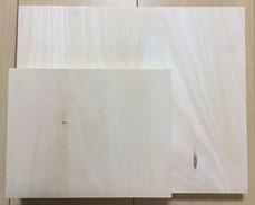 木製パネルのサイズお選び頂けます