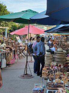 Markt in Vinales, Streetmarket Vinales