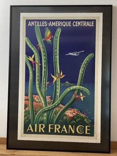 Air France - Antilles - Amerique centrale - Lucien Boucher