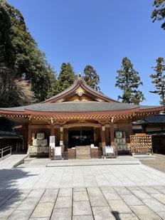 高句麗王若光を祭る高麗神社(埼玉県日高市)社殿が新しくなっていました