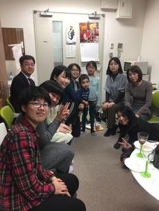 12/28 2018年研究室納会を開催しました。
