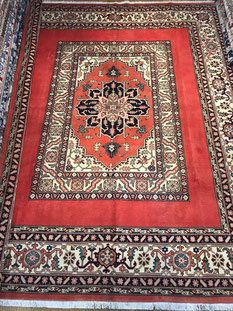 ARDABIL wool 約243x204cm