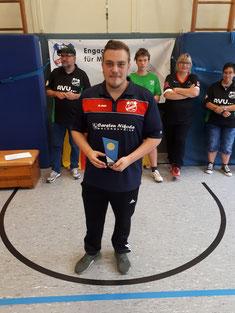 Platz 3: Ivan Pulice
