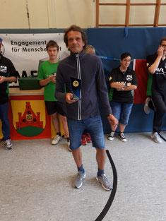 Platz 2: Oliver Hahne