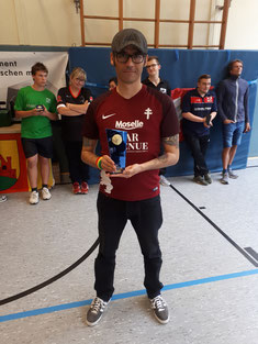 Platz 1: Fred Elesbao