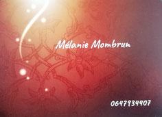 Bon cadeau Mélanie Mombrun - réflexologie plantaire -marmande