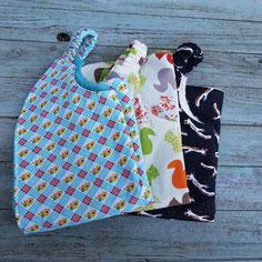 grandes serviettes a élastique doublées éponge