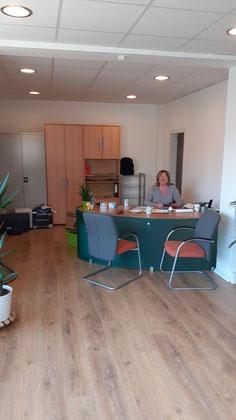 Birgit Dollerschell Büro