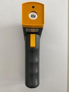 Termómetro infrarrojos frente