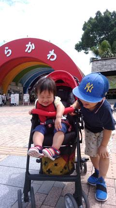 平川動物園の写真