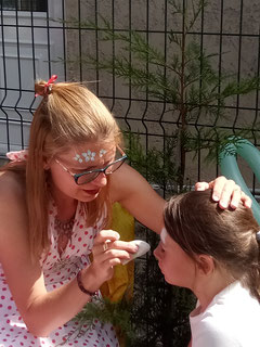 maquillage enfant anniversaire paris