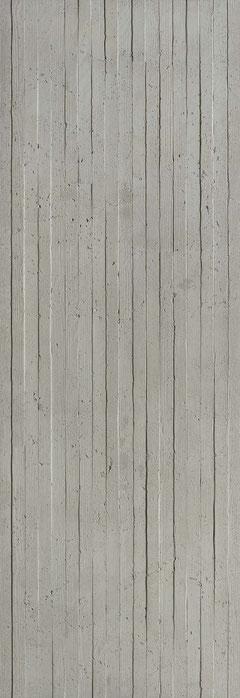 PANBETON Concrete LCDA Vertikale Holzlatten - Lames Bois Verticales