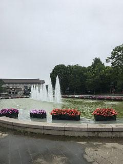 上野公園です。