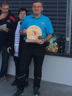 Challenge-Sieger: Michlig Franz. Gesamtsieger aus den drei letzten Walliser-Einzelmeisterschaften.