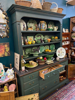 Painted Maple Hutch $1195.00