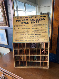 Putnam Fadeless Dye Cabinet with Dyes $225.00