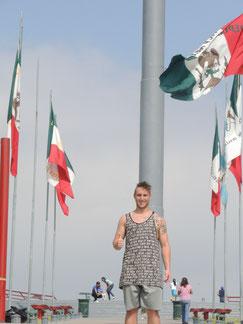 Mexiko Auslandssemester Auslandsstudium Ankunft Mexico Monterrey
