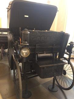 histoire voiture france